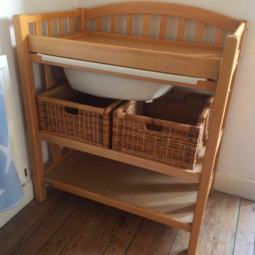Mamas & Papas Baby Changing Table Storage Bath | in Southampton ...