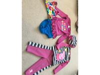 Girls swimsuit bundle age 2-3