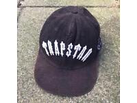 Trapstar irongate corduroy snapback cap