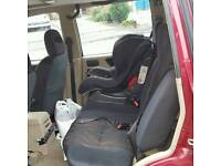 Nissan terrano 2 7 seater 4x4