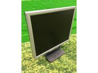 """Acer 17"""" colour computer lcd monitor"""
