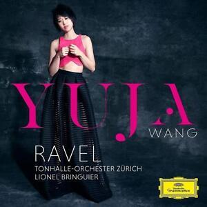 CD Yuja Wang Ravel Tonhalle Orchester Zürich Lionel Bringuier