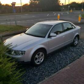 Audi A4 1.8 TFSI Petrol