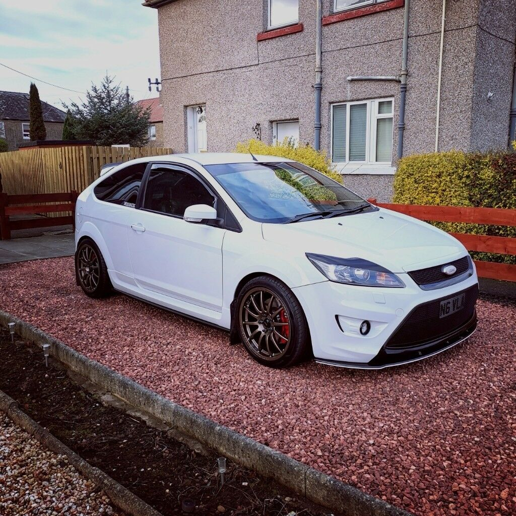 Ford Focus ST-3 2009 Immaculate Condition, Low Milliage