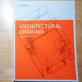 Architectural Drawing - 2nd edition (used, very good condition)