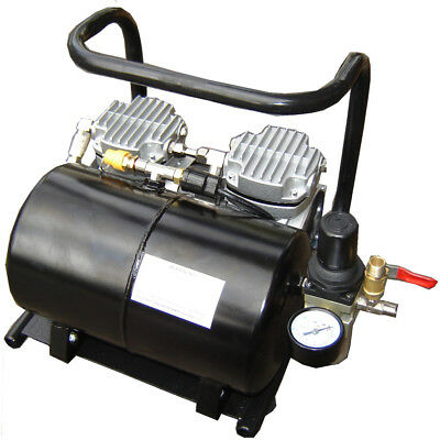 Silentaire Scorpion Iiw-tt 13 Hp Air Compressor
