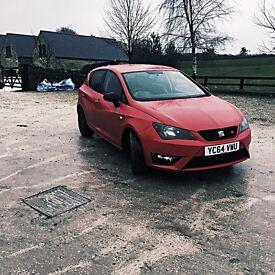 Seat Ibiza fr 1.2 (65) 5dr petrol
