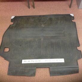 Range Rover Sport Rubber Loadspace Mat - prt NoVPLSS0043 £35
