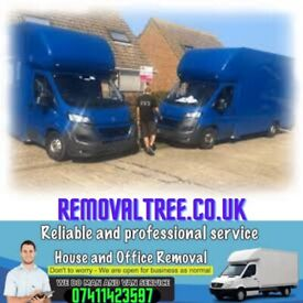 24/7 MAN WITH VAN HIRE SERVICE FULL HOUSE FLAT HOME MOVERS NATIONWIDE MOVING COMPANY