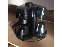 Morphy Richards Coffee machine.
