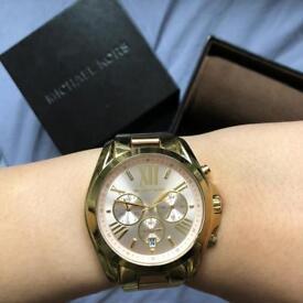 Stunning authentic Michael Kors watch still in box