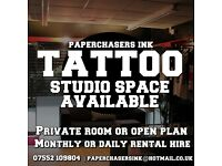 tattoo space