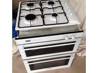 CDA Gas cooker and hob