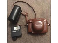 Yashica J Vintage Camera