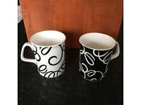 Set of 6 New Mugs £8