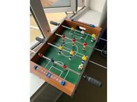 Mini table top football