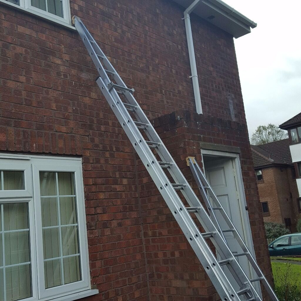 Window Cleaning Ladders Ramsay Quot In Maidenhead
