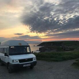 Classic LDV Convoy conversation camper