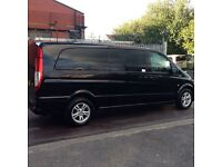 2012 (62) MERCEDES - BENZ VITO VIANO 2.1 113 CDI TRAVELINER 9 SEATS XLWB 6-SPEED MANUAL (START/STOP)