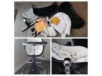 Bloom Fresco High Chair multi use