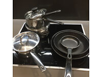 Full set kitchen cookware and tools