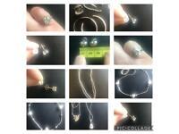 Various 925 Silver Jewellery