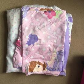 Single Disney Duvets x 2
