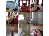 ** FANTASY ISLAND FEAR WEEKEND** 6 berth caravan for hire~ Golden Sands Holiday Park, Ingoldmells
