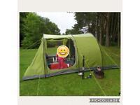 *SOLD PENDING COLLECTION*VANGO 5 Man Tent Bundle