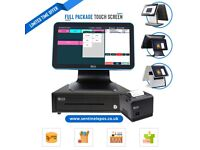 Epos System Full Set for Retail, Grocery Store, Fast Food POS – EPOS New Touch