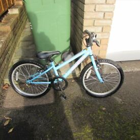 Childs Apollo Bicycle 20 inch wheels
