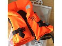 Child's life jacket / buoyancy aid