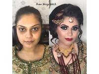 Asian Bridal Makeup Artist & Hair Stylist - As seen in KHUSH Magazine and Asian Bride Magazine