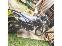 125cc 2011 road legal crosser