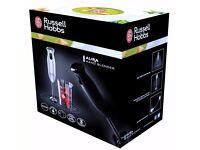 Russell Hobbs Aura Hand Blender 21501, 0.5L, 600 W - silver