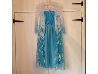 Elsa dress age 9 -10years
