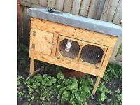 Rabbit/Guineapig/ferret hutch