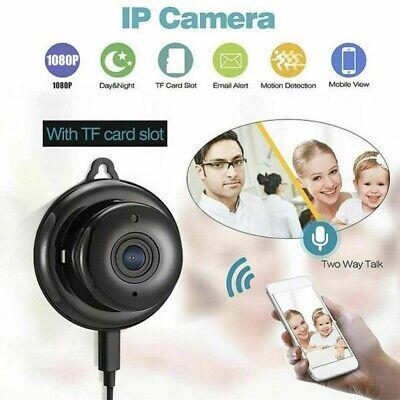 Cámara Mini IP Wifi Hd De Vigilancia Espía 1080P Seguridad Nocturna Inalámbrico