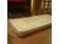 Mattress for a Cot 58x120cm (originally from Sundvik Ikea Cot) - Mattress ONLY