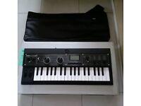 Korg Microkorg Micro Korg XL Synthesizer & Vocoder + carrying bag