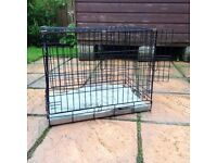 Dog Cage for small to medium dog