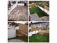 Top View landscapes & construction Bristol & Bath ,Decking , Fencing , Garden Tidy Up , Turfing