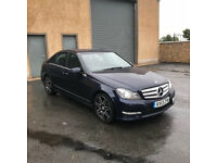 2013 Mercedes C250 AMG Sport PLUS Top Spec Facelift Car **Xenon's** **Adaptive Lights** Etc