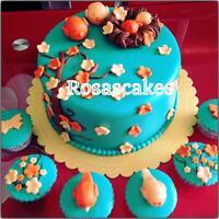 Gâteaux et pâtisserie