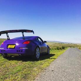 350z , drift/track