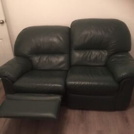 Leather2x2 recliners