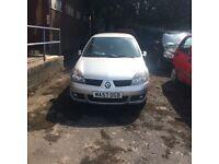 Clio spares/repairs/breaking/job lot