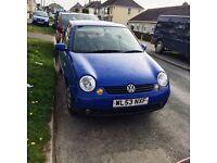 VW LUPO NOT VW POLO