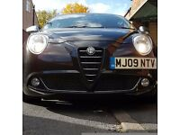 Alfa Romeo Mito 1.4 TB 155bhp Veloce -amazing little car