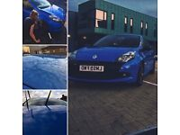Clio sport (not Subaru evo st )